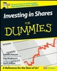 Investing in Shares For Dummies, UK Edition (1119992346) cover image