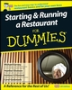 Starting and Running a Restaurant For Dummies, UK Edition (1119997046) cover image