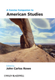 A Concise Companion to American Studies (1405109246) cover image