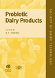 Probiotic Dairy Products (1405121246) cover image