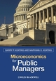 Microeconomics for Public Managers (1405125446) cover image