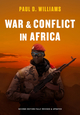 War and Conflict in Africa, 2nd Edition Fully Revised and Updated (1509509046) cover image