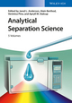 Analytical Separation Science, 5 Volume Set (3527333746) cover image