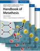 Handbook of Metathesis, 3 Volume Set, 2nd Edition (3527334246) cover image