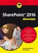 Microsoft SharePoint 2016 für Dummies (3527806946) cover image
