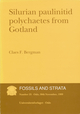 Fossils and Strata, Number 25, Silurian Paulinitid Polychaetes from Gotland (8200374246) cover image