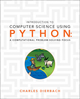 Introduction to Computer Science Using Python: A Computational Problem-Solving Focus (EHEP002046) cover image