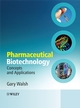 Pharmaceutical Biotechnology: Concepts and Applications (0470012447) cover image