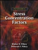 Peterson's Stress Concentration Factors, 3rd Edition (0470048247) cover image