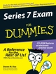 Series 7 Exam For Dummies (0470165847) cover image