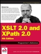 XSLT 2.0 and XPath 2.0 Programmer's Reference, 4th Edition (0470192747) cover image