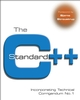 The C++ Standard: Incorporating Technical Corrigendum No.1 (0470846747) cover image