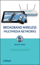 Broadband Wireless Multimedia Networks (0470923547) cover image