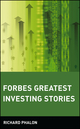 Forbes Greatest Investing Stories (0471356247) cover image