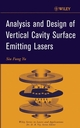 Analysis and Design of Vertical Cavity Surface Emitting Lasers (0471391247) cover image