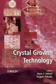 Crystal Growth Technology (0471495247) cover image