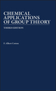 Chemical Applications of Group Theory, 3rd Edition (0471510947) cover image