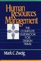 Human Resources Management: The Complete Guidebook for Design Firms (0471633747) cover image