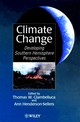 Climate Change: Developing Southern Hemisphere Perspectives (0471962147) cover image