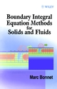 Boundary Integral Equation Methods for Solids and Fluids (0471971847) cover image