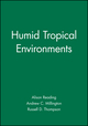 Humid Tropical Environments (0631191747) cover image