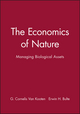 The Economics of Nature: Managing Biological Assets (0631218947) cover image