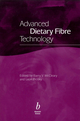 Advanced Dietary Fibre Technology (0632056347) cover image