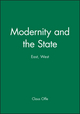 Modernity and the State: East, West (0745616747) cover image