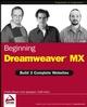 Beginning Dreamweaver MX (0764544047) cover image