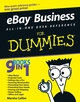 eBay Business All-in-One Desk Reference For Dummies (0764599747) cover image
