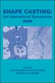 Shape Casting: 3rd International Symposium 2009 (0873397347) cover image