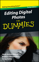 Editing Digital Photos For Dummies, Pocket Edition (1118037847) cover image