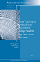 Using Typological Approaches to Understand College Student Experiences and Outcomes: New Directions for Institutional Research, Assessment Supplement 2011 (1118303547) cover image
