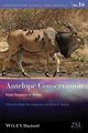 Antelope Conservation: From Diagnosis to Action (1118409647) cover image
