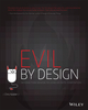 Evil by Design: Interaction Design to Lead Us into Temptation (1118422147) cover image