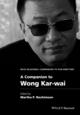 A Companion to Wong Kar-wai (1118424247) cover image
