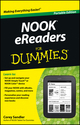 NOOK eReaders For Dummies, Portable Edition (1118440447) cover image
