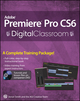Premiere Pro CS6 Digital Classroom (1118494547) cover image