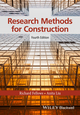 Research Methods for Construction, 4th Edition (1118915747) cover image