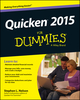 Quicken 2015 For Dummies (1118920147) cover image