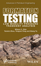 Formation Testing: Low Mobility Pressure Transient Analysis (1118925947) cover image