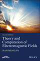 Theory and Computation of Electromagnetic Fields, 2nd Edition (1119108047) cover image
