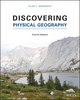 Discovering Physical Geography, Enhanced eText, 4th Edition (1119321247) cover image