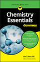 Chemistry Essentials For Dummies (1119591147) cover image