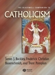 The Blackwell Companion to Catholicism (1405112247) cover image