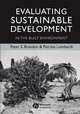 Evaluating Sustainable Development: in the Built Environment (1405172347) cover image