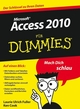 Access 2010 für Dummies (3527639047) cover image