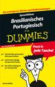 Sprachführer Brasilianisches Portugiesisch für Dummies, Das Pocketbuch (3527671447) cover image