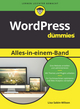 WordPress Alles-in-einem-Band für Dummies (3527812547) cover image