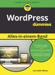 WordPress Alles-in-einem-Bandfür Dummies (3527812547) cover image